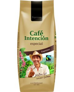 Cafe Intencion Espresso 2 x 500 g Bohne