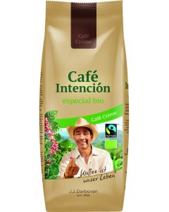 Cafe Intencion BIO Especial Cafe Crema 2 x 500 g Bohne
