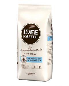 IDEE KAFFEE Caffè Crema 1000 g Bohne
